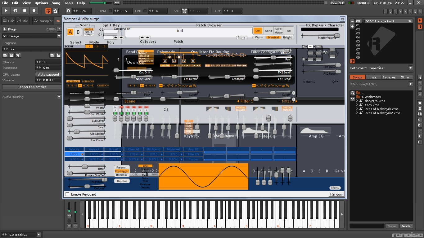 Serum or Massive X? - Off-Topic - Renoise Forums
