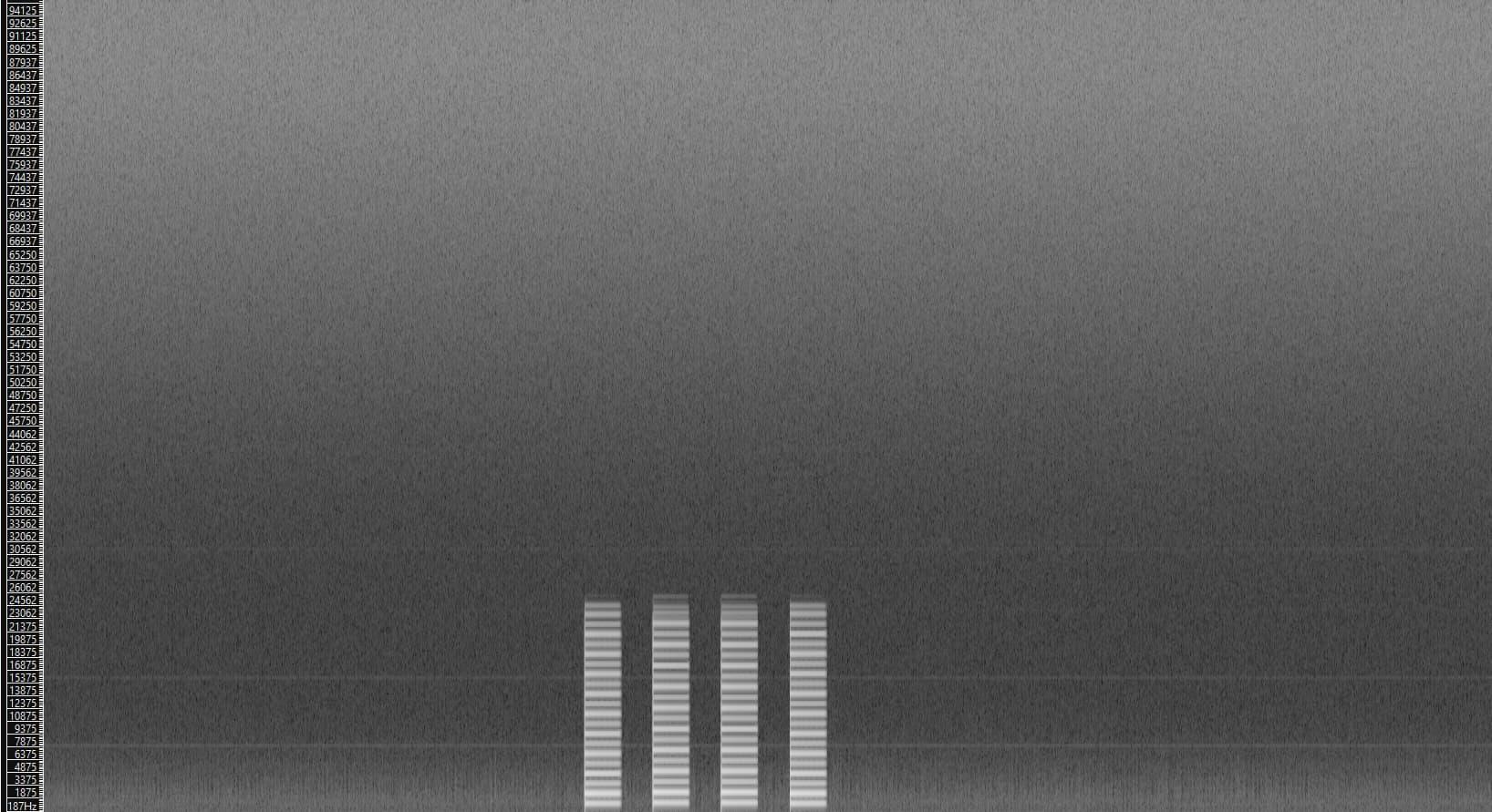 192khz with HF noise