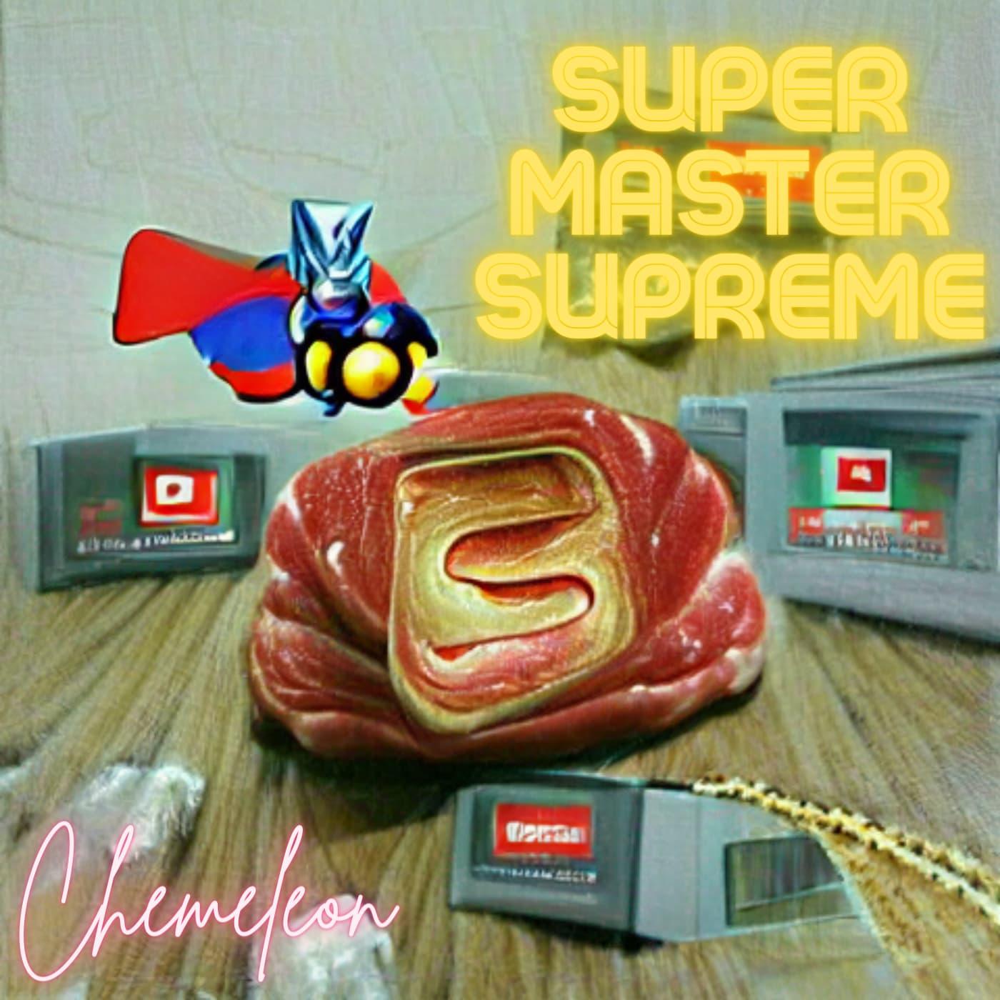 Super Master Supreme EP Cover