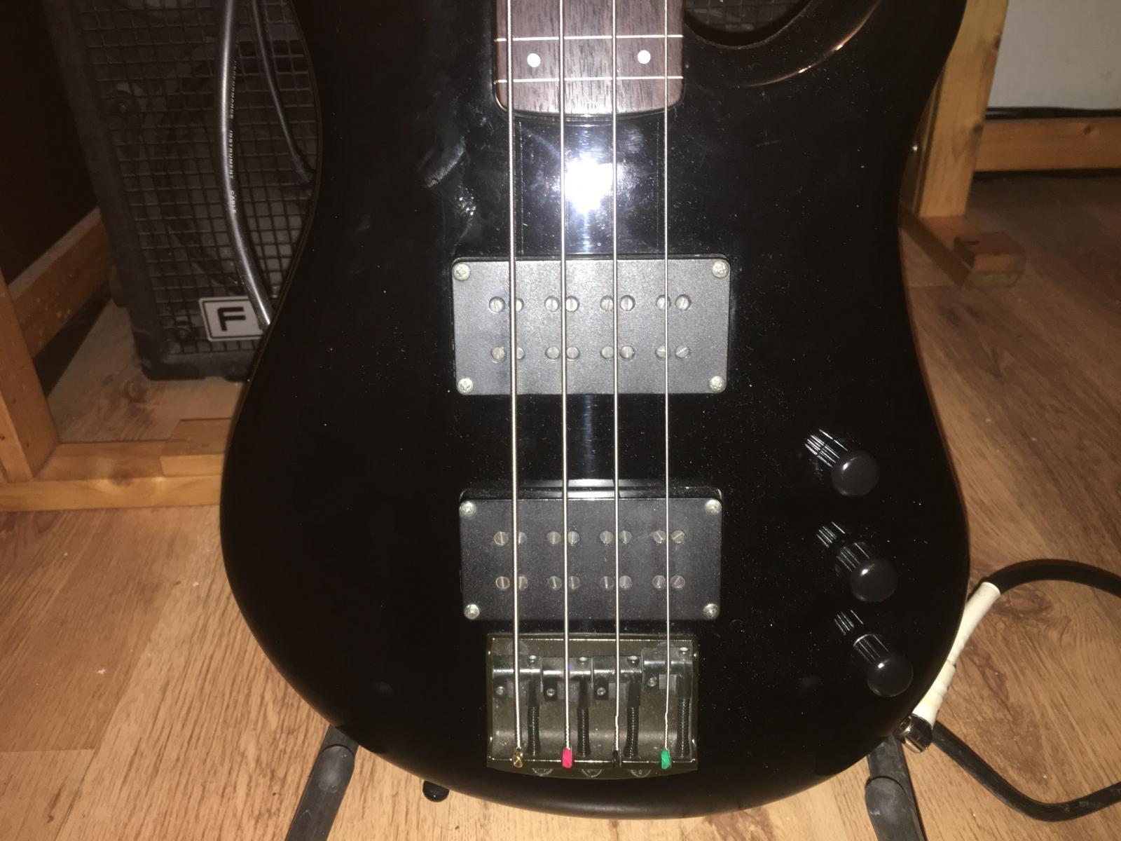 Ibanez Bass Pickup Wiring Diagram