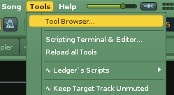 tool browser
