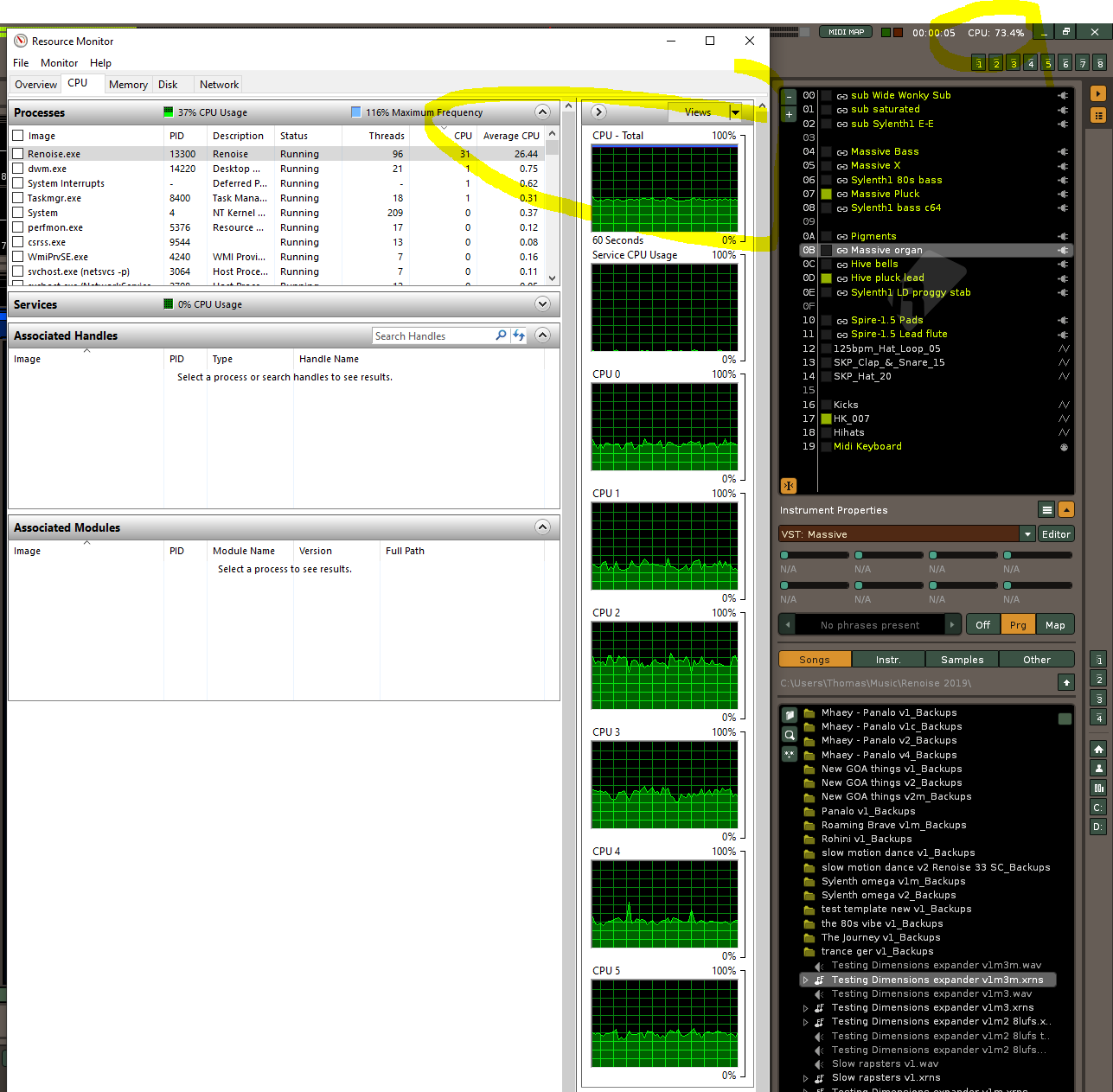 renoise-task-manager-cpu-playingmeter